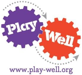 Playwell logo